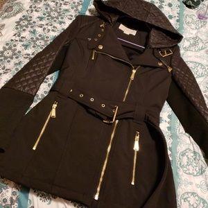 Michael kors coat NEW size PS